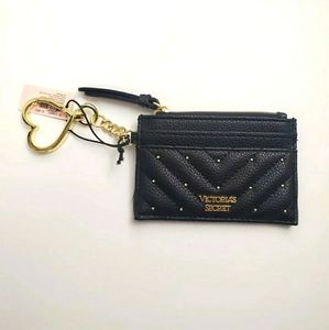 NWT Victoria's Secret Card Case Keychain ACC34